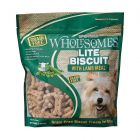 Sportmix Wholesomes Lamb Meal ite Biscuit Dog Treats 20lb