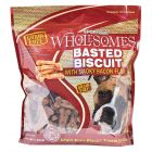Sportmix Wholesomes Basted Biscuit Treats with Smoky Bacon Flavor 3lb