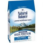 Natural Balance Limited Ingredient High Protein Tuna Dry Cat Food 5lb