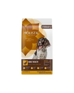 Holistic Select Duck Meal Recipe Dry Dog Food 30lb