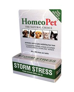 HomeoPet Storm Stress for Pets 80 lbs and Up