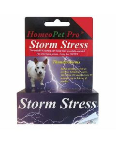 HomeoPet Storm Stress for Pets with Weigth >20 lb
