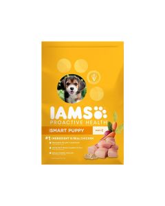 Iams Proactive Health Smart Puppy Original Dog Food 3.3lb