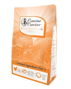 Canine Caviar Special Needs Chicken & Rice Dry Dog Food 4.4lb