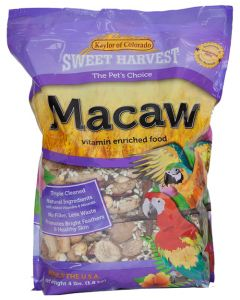 Kaylor of Colorado Macaw Vitamin Enriched Food 20lb