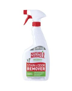 Nature's Miracle Stain and Odor Remover Spray 24oz