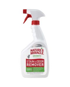 Nature's Miracle Stain and Odor Remover Spray 32oz