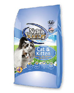 Nutrisource Chicken Salmon & Liver Dry Cat Food 6.6lb