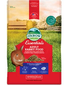 Oxbow Adult Rabbit Food 5lb