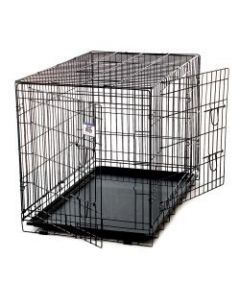 Pet Lodge Extra Large Wire Double Door Crate