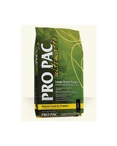 PRO PAC Chicken & Rice Large Breed Puppy Dry Dog Food 28lb