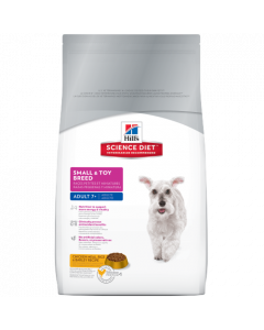 Science Diet Small & Toy Breed Mature Dry Dog Food 4.5lb
