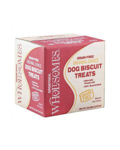 Sportmix Wholesomes Golden Dog Biscuit Treats Large 20lb