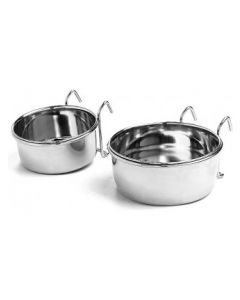 Spot Stainless Steel Coop Cup with Clamp 20oz