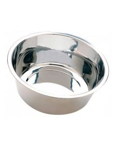 Spot Stainless Steel Mirror Finish Bowl 1qt