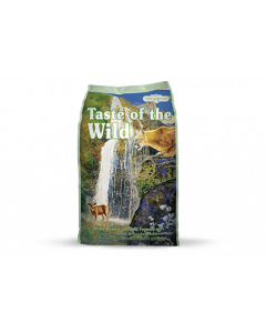 Taste of the Wild Rocky Mountain with Venison Dry Cat Food 5lb