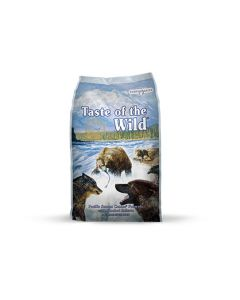 Taste of the Wild Pacific Stream with Salmon Dry Dog Food 5lb