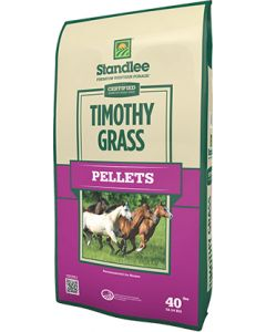 Standlee Certified Timothy Grass Pellets 40lb