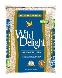 Wild Delight Safflower Seed 8lb