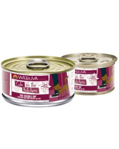 Weruva The Double Dip Chicken and Beef Recipe Au Jus 3.2oz