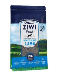 Ziwi Peak Air-Dried Lamb Dry Dog Food 2.2lb