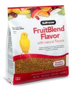 Zupreem FruitBlend Flavor with Natural Flavors X-Small 2lb