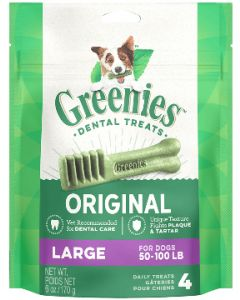 Greenies Large Dog Dental Treats 24 count 36oz