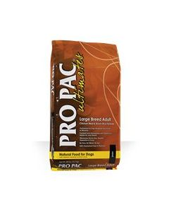 PRO PAC Chicken & Rice Large Breed Dry Dog Food 28lb