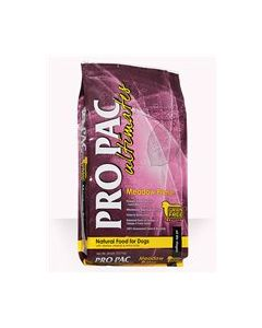 PRO PAC Meadow Prime Dry Dog Food 28lb