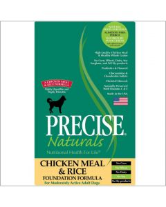 Precise Canine Foundation Dry Food 30lb
