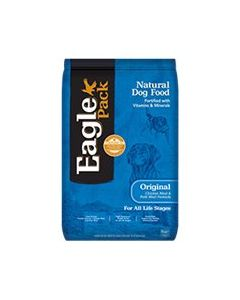 Eagle Pack Original Formula Chicken & Pork Dry Dog Food 30lb