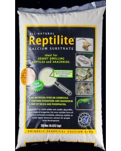 CaribSea All Natural Reptile Calcium Substrate Natural 20lb