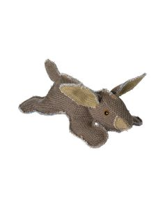 Hunter Canvas Wild Rabbit Dog Toy
