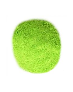 Cycle Dog Duraplush FuzzBall Dog Toy Green Small