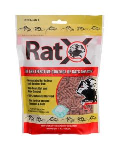 EcoClear Products RatX Pellets