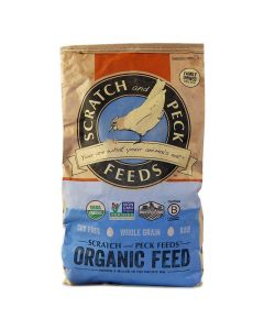 Scratch Naturally Free Organic Layer Feed 40lb