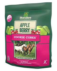 APPLE BERRY COOKIE CUBES 5#