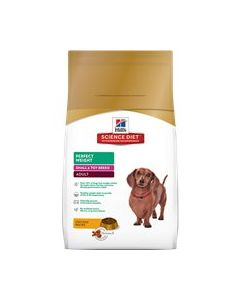 Science Diet Perfect Weight Small & Toy Breed Dry Dog Food 15lb
