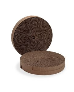 """Turbo Turbo Scratcher Replacement Pads 2 Pack 10"""""""