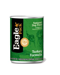 Eagle Pack Turkey Canned Dog Formula 13oz