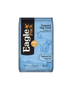 Eagle Pack Reduced Fat Chicken & Pork Dry Dog Food 30lb