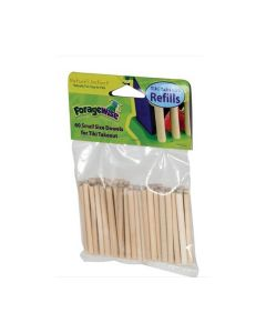 Nature's Instinct Foragewise Tiki Dowels Small