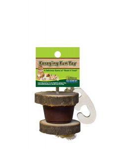 Ware Manufacturing Inc. Foraging Fun Toy All Natural