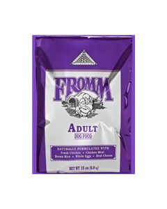 Fromm Adult Dry Dog Food 33lb