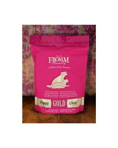 Fromm Puppy Gold Dry Dog Food 5lb