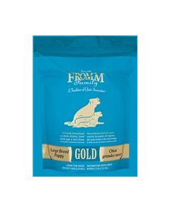 Fromm Large Breed Puppy Gold Dry Dog Food 33lb