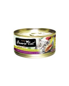 Fussie Cat Tuna with Chicken 2.8oz