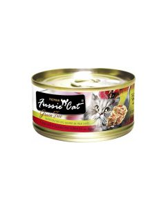 Fussie Cat Tuna with Ocean Fish 2.8oz