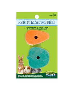 Ware Manufacturing Inc. Salt & Trace Mineral Lick 2 Piece