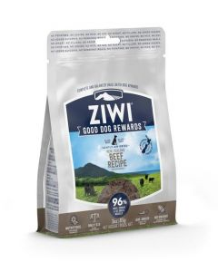 Ziwi Peak Air-Dried Beef Recipe Good Dog Rewards 3oz